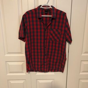 Other - 4/$40 Bench men's short sleeve button down shirt